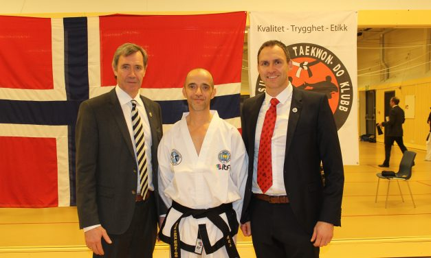 1. Dan Black Belt